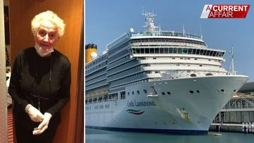 Aussies stuck in Italian cruise quarantine hell