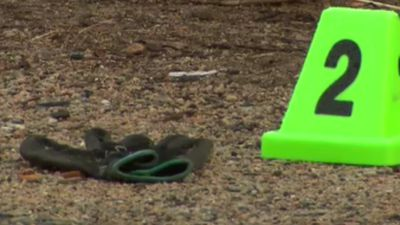 Glove holds key to murder of dad found in shallow grave