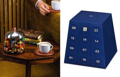 Nespresso's 2020 Festive Variations Italia Coffee Advent Calendar