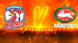 2nd Preliminary Final - Sydney Roosters v South Sydney Rabbitohs
