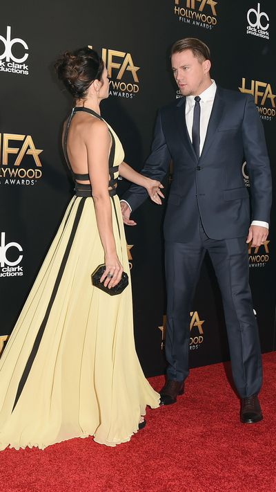 Channing and Jenna again