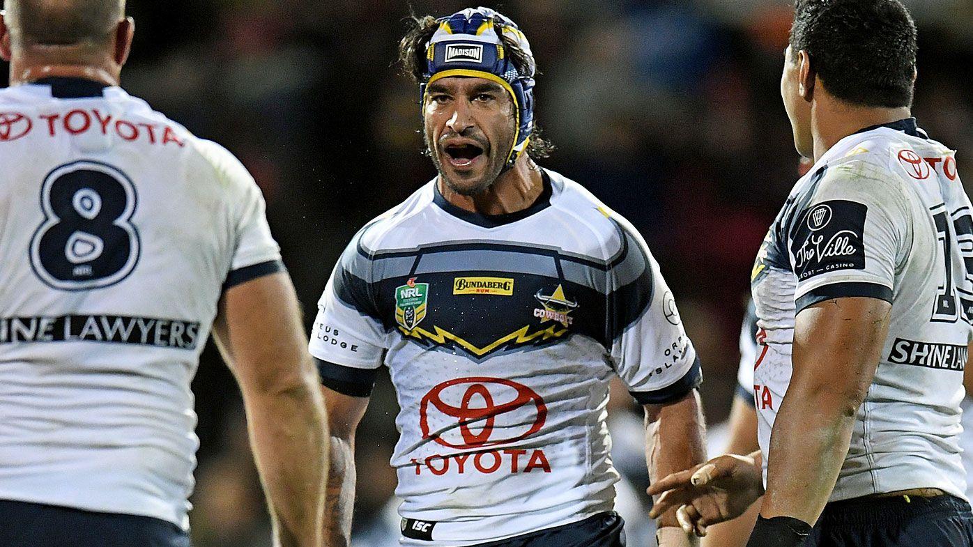 NRL preview: North Queensland Cowboys vs Melbourne Storm - Round 12