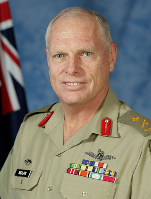 Jim Molan, former Australian Army Major General.