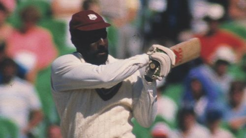 West Indian legend Sir Viv Richards. (Getty)