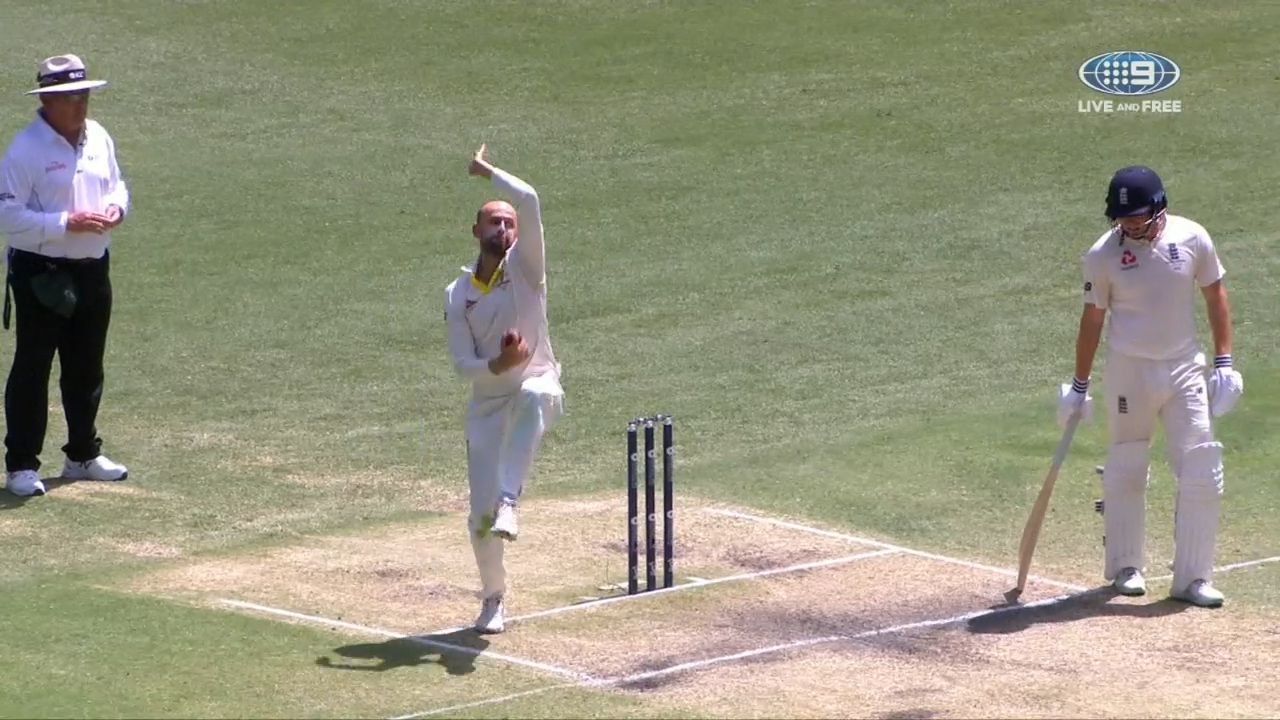 Paine's tremendous wicketkeeping to dismiss Ali