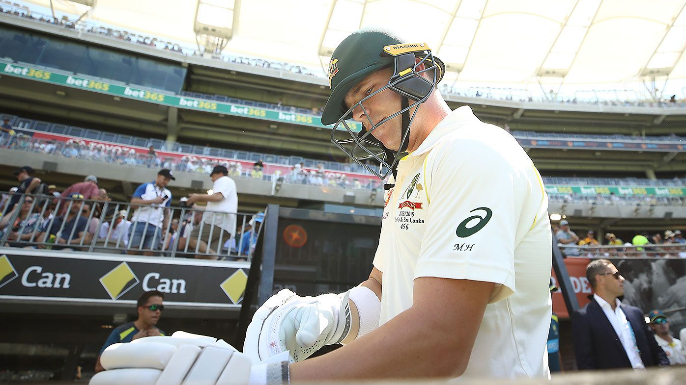 Ian Chappell impressed by Marcus Harris' composure on first day of Perth Test