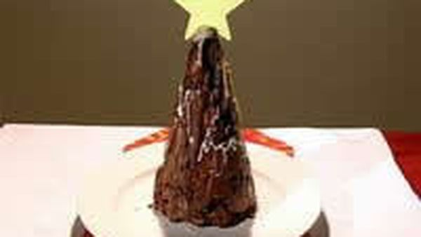 Rocky road christmas tree - Rocky Road Christmas Tree - 9Kitchen
