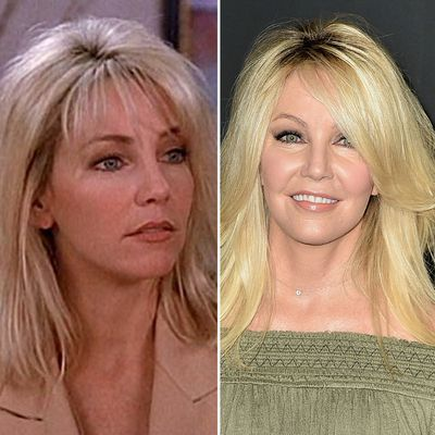 Heather Locklear as Amanda Woodward