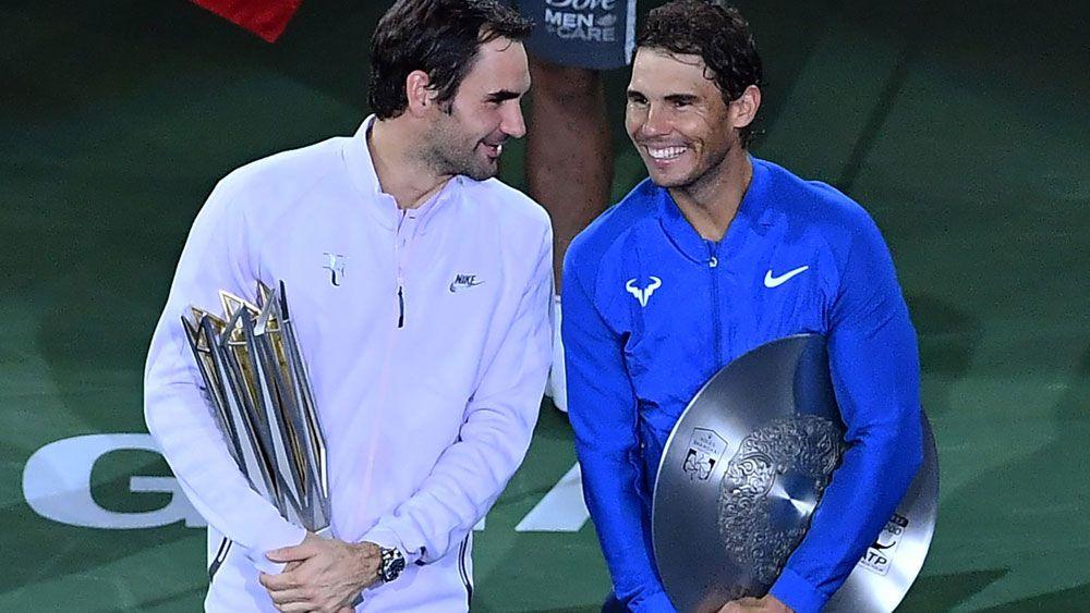 Roger Federer beats Rafael Nadal in blockbuster final of Shanghai Masters