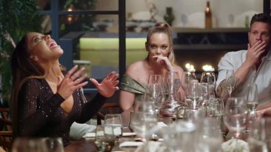 MAFS 2021 Season 8 Coco Dinner Party