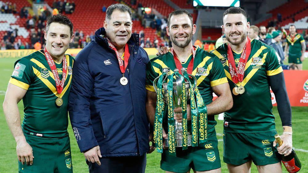 Meninga hails Aussie's spine as best ever