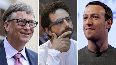 Seven Indian-Americans in Forbes' list of richest people in US