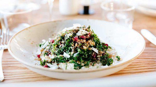 Acre's autumn salad