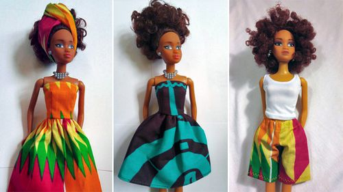 Nigerian 'Queens of Africa' doll line poised to take on the US