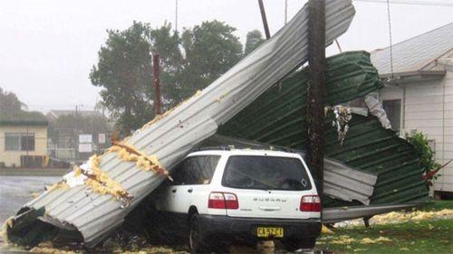Callous thieves raid SES vehicles during Hunter flood clean up