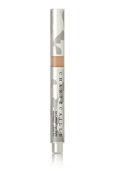 "<a href=""http://www.net-a-porter.com/au/en/product/523236/Chantecaille/le-camouflage-stylo-4c-1-8-ml"" target=""_self"">Anti-Fatigue Corrector Pen, $68, Chantecaille</a>"