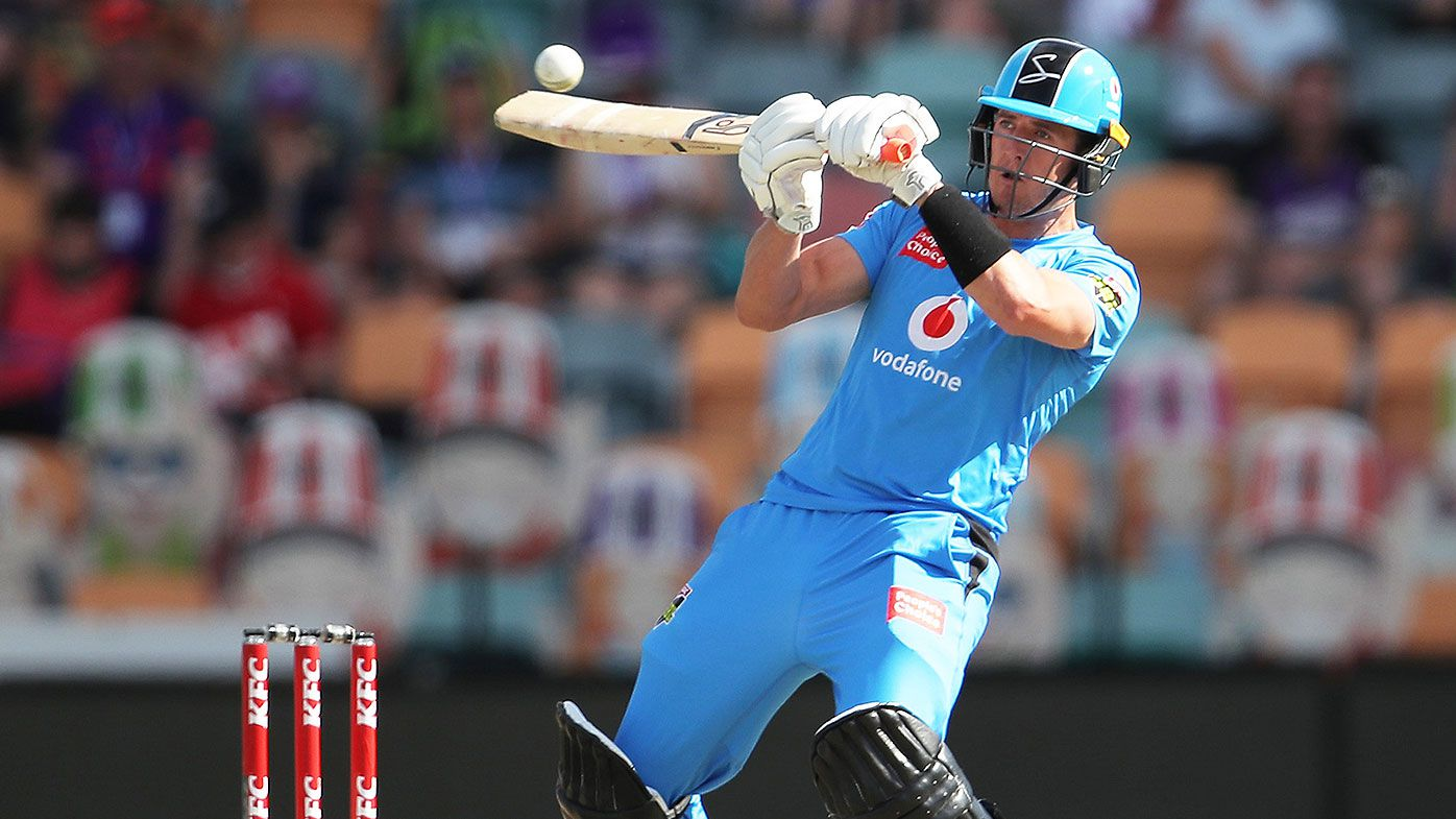 Adelaide Strikers fall just short of ridiculous BBL run chase