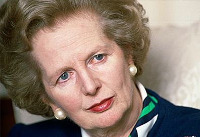 Margaret Thatcher (Getty)