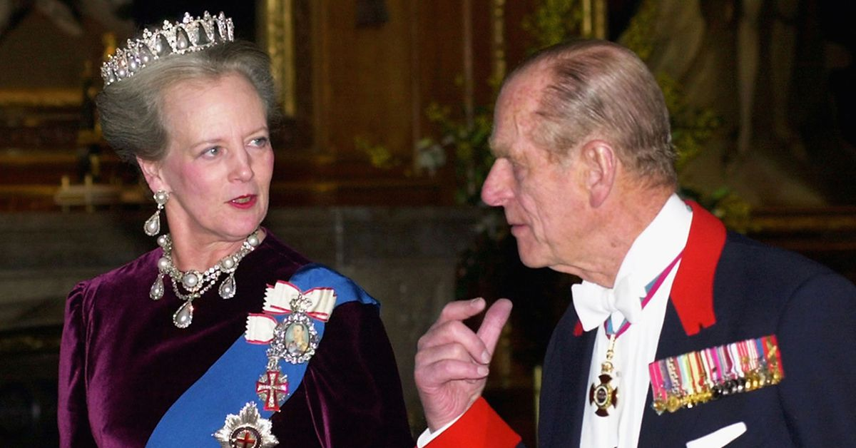 Prince Philip funeral: Danish Queen's poignant decision to honour Prince Philip