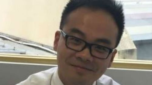 Bo Wang was found dead outside his apartment in April. (Victoria Police)