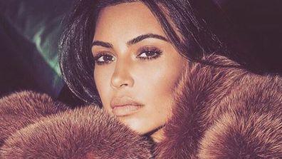 Kim Kardashian-West has a baby on the way ... but what kind? Image: Instagram/@Kimkardashian
