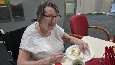 Blanche Billinghurst, 89, died from coronavirus at Newmarch House in Sydney's western suburbs.