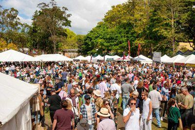Sample Food Festival, Byron Bay, NSW