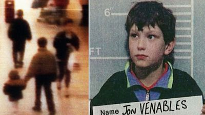 James Bulger killer haunted by 'baby smell'