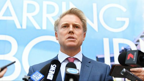 Acting Lord Mayor Arron Wood said his sympathy was with Mr Doyle and his family. (AAP)