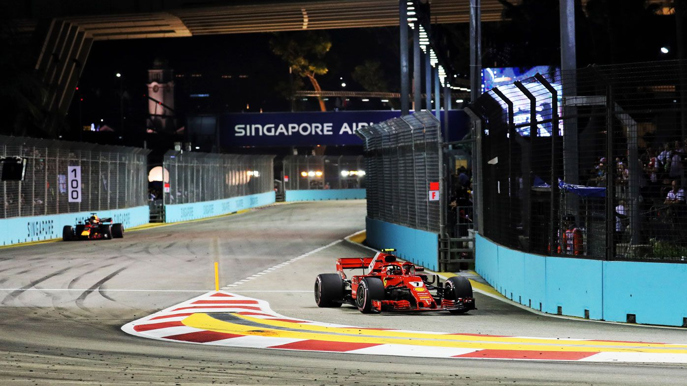 F1 inks deal to enable live betting during races