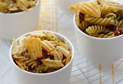 Pantry pasta bake