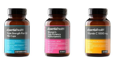 Aldi has announced the launch of an exclusive range of vitamins.