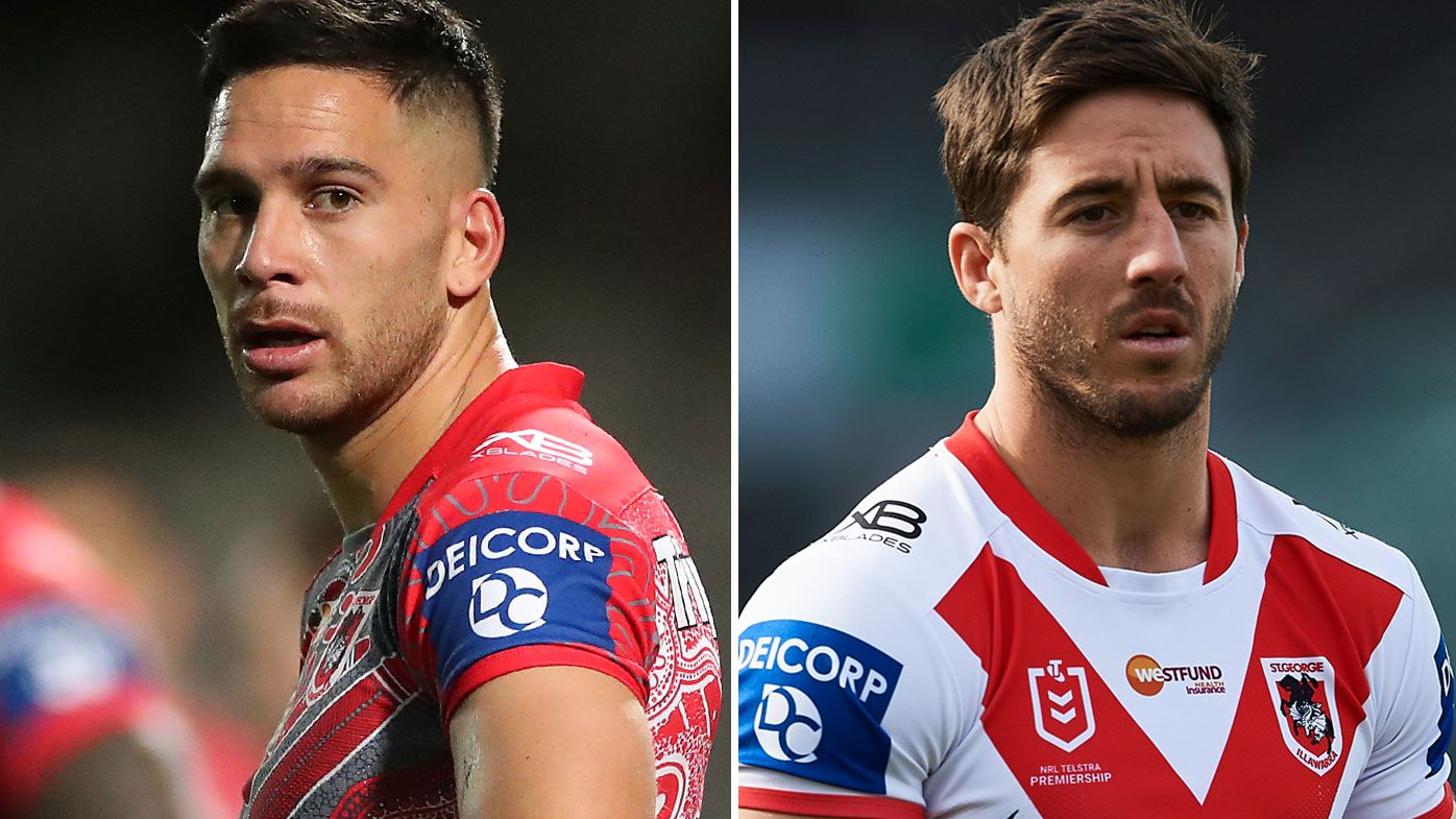 NRL Round 14 team lists: McGregor's last-ditch Dragons shake-up as Corey Norman rushed back into squad