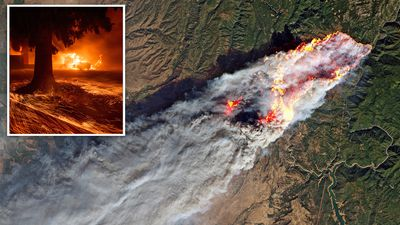 California wildfires: One of the state's deadliest-ever blazes