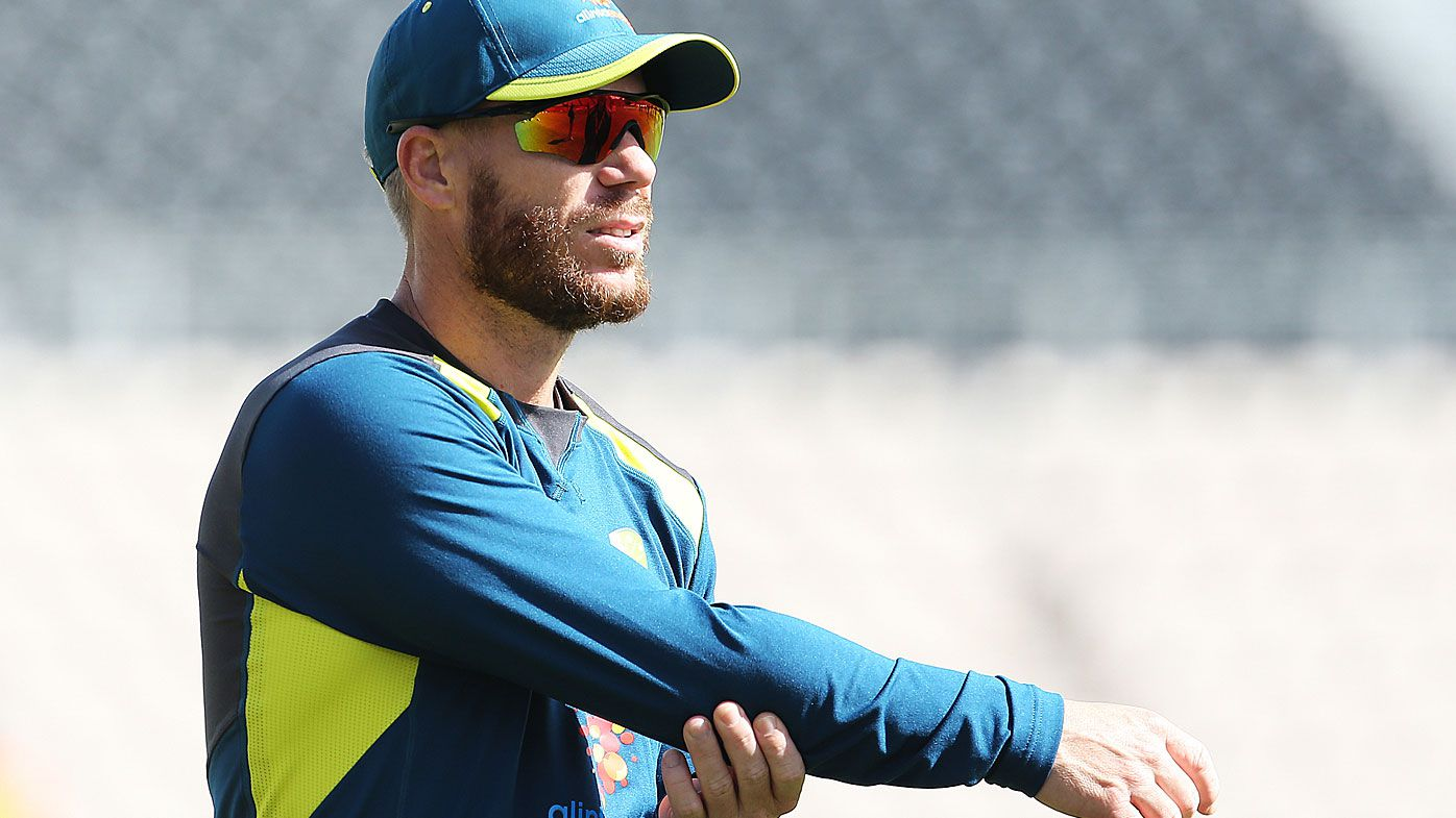 David Warner green-lit for Australia's Cricket World Cup opener