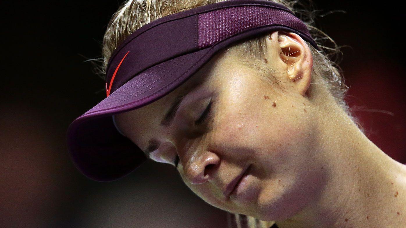 Australian Open champion Caroline Wozniacki battling rheumatoid arthritis