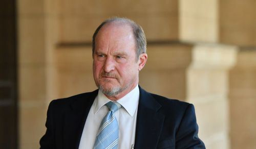 Stephen McNamara is accused of stealing $850,000. Image: AAP