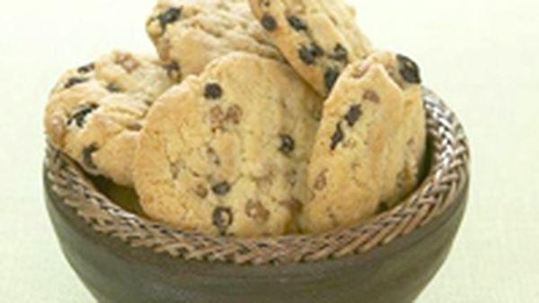 Nanny Tickner's chocolate chip cookies