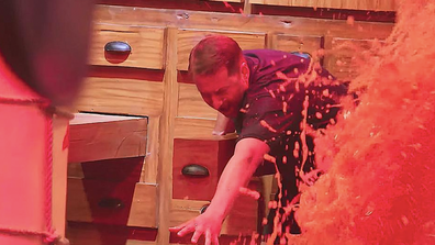 Floor is Lava is the gameshow you never knew you needed.