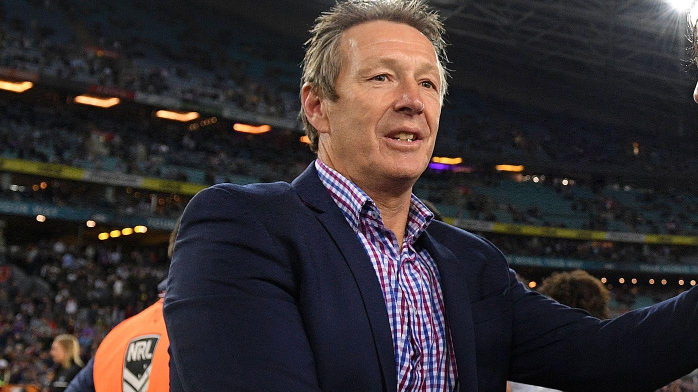Melbourne Storm coach Craig Bellamy upset on timing of US Test