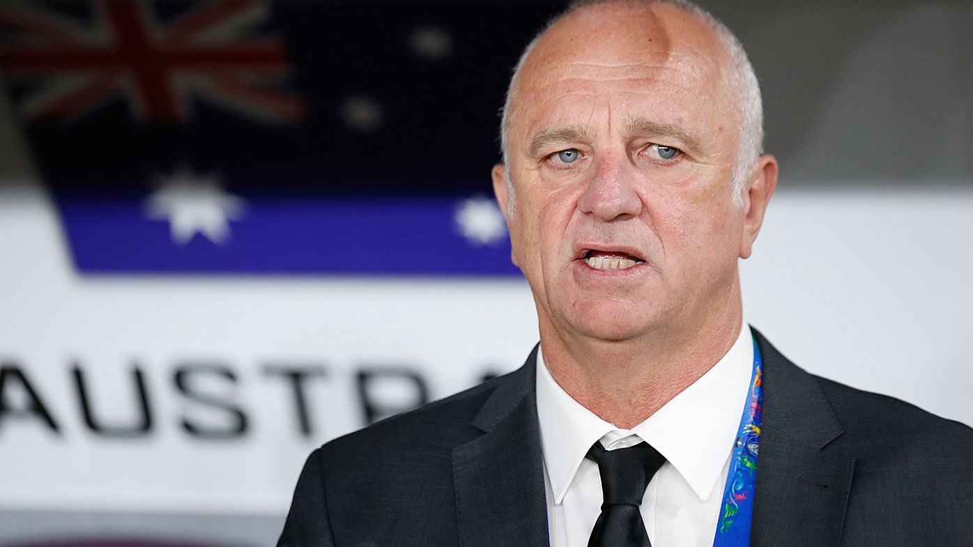 Graham Arnold, Socceroos coach