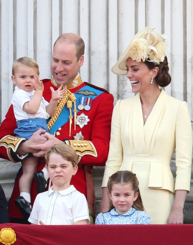 Prince William sends thank you cards following his birthday