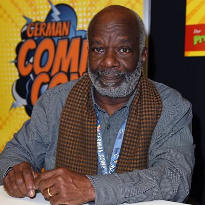 Joseph Marcell: Now