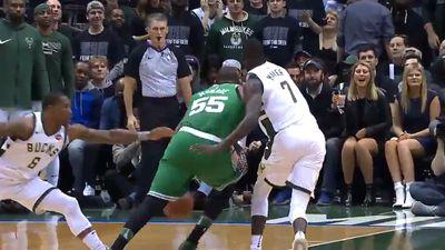 Celtics coach raves about Delly, Maker