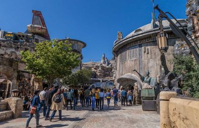 Disneyland Star Wars: Galaxy Edge