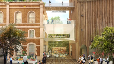 An experimental micro-village is coming to the 13th arrondissement.