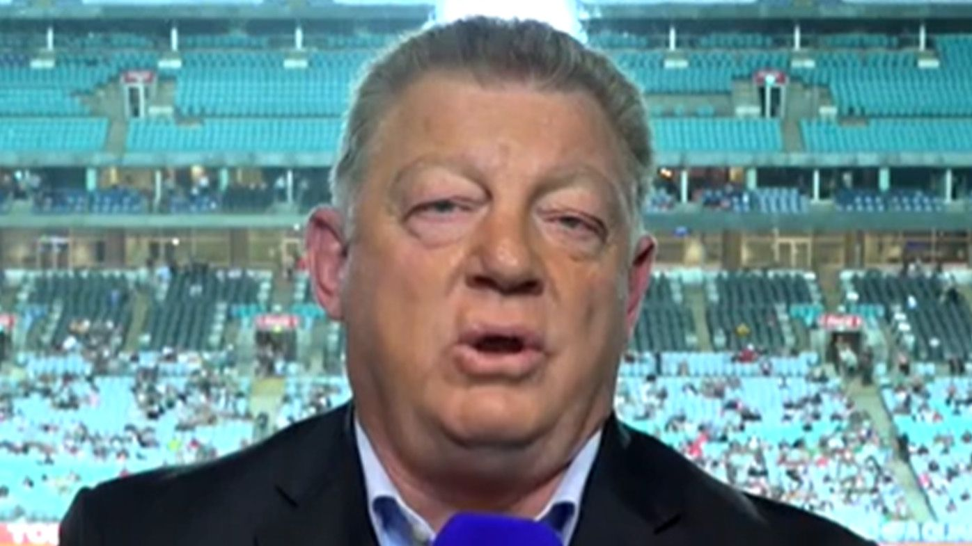 Phil Gould's emotional tribute to late rugby league icon Tommy Raudonikis