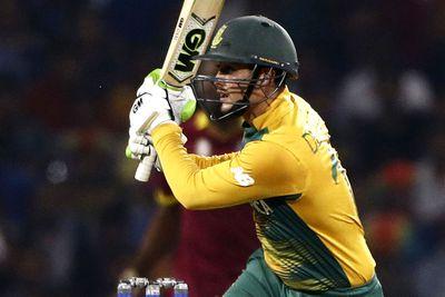 Quinton de Kock (South Africa/wicketkeeper)