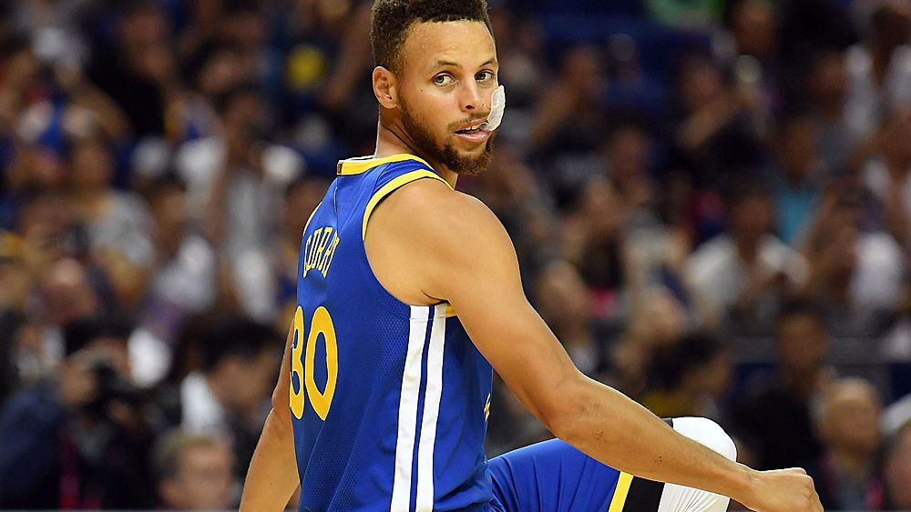NBA: Golden State Warriors star Stephen Curry cops big fine for tossing mouthpiece