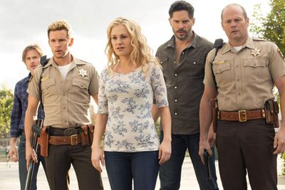 With <i>True Blood</I> approaching its seventh and final season, we're experiencing some real mixed emotions about leaving the sexy supernatural world behind us. <br/><br/>But before the HBO series comes to Oz in June, check out our sneak peek snaps of Sookie Stackhouse and the crew... <br/><br/><br/><br/>Image source: HBO <br/>